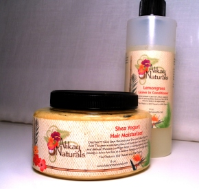 Review: Alikay Naturals – Lemongrass Leave In Conditioner & Shea Yogurt Hair Moisturizer