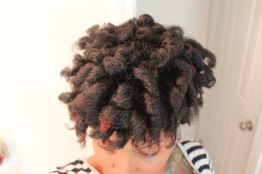 Heatless Curls….