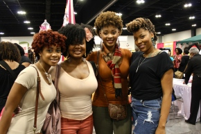 2012 Taliah Waajid World Natural Hair Health & Beauty Show