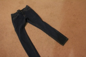 DIY PROJECT:Bleaching Denim
