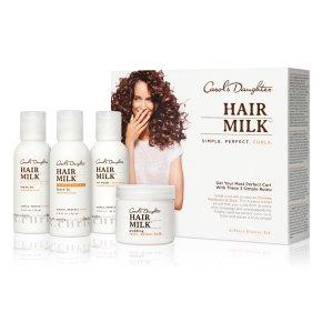 Celebrating 100 Billion Curls: The Carol's Daughter Hair Milk Collection