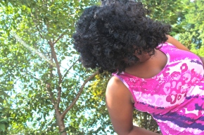 Akina Shares: Braid Out Tutorial on Natural Hair