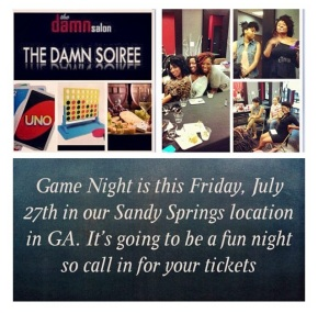 """The Damn Soiree"" Hosted By The Damn Salon"