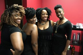 *RECAP* The Damn Salon Event: City Twist Give Away