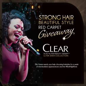Grammy-Nominated Singer Elle Varner's Red Carpet Giveway | Hosted by CLEAR Ultra Shea