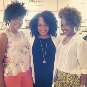 "[RECAP] Carol's Daughter & Curl X ""Repair and Care Mixer"""