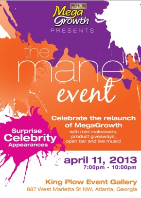 "[RECAP] MegaGrowth presents ""The Mane Event"""