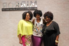 MIRROR: The Hair Salon at Carol'sDaughter