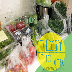 7 Day Juice Detox: Experiences &Results